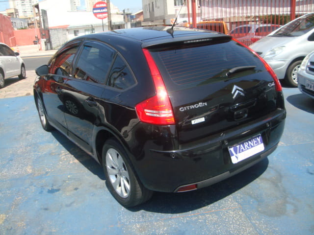 citroen c4 hatch exclusive 2.0 aut. flex 16v 4p 2011