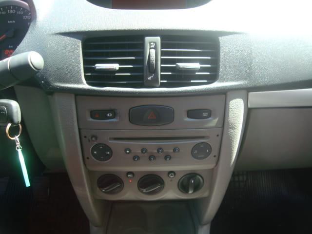 renault symbol sedan expression 1.6 16v 4p 2011