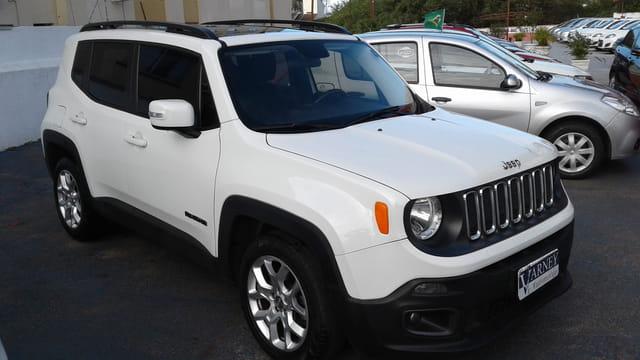 jeep renegade longitude 1.8 flex automatico 2016