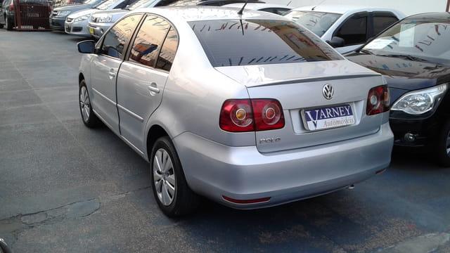 volkswagen polo sedan 1.6 8v