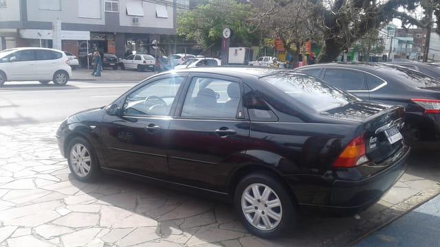 ford focus ghia 2.0 lfc automatico