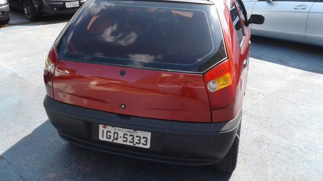 fiat palio ed 1.0mpi gasolina 4p 1997
