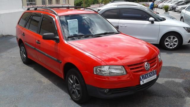 volkswagen parati 1.6 2006 com ipva 2020 pago
