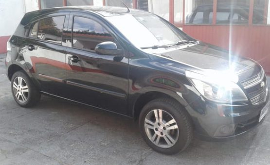 chevrolet agile 1.4 ltz 8v flex 4p manual 2013