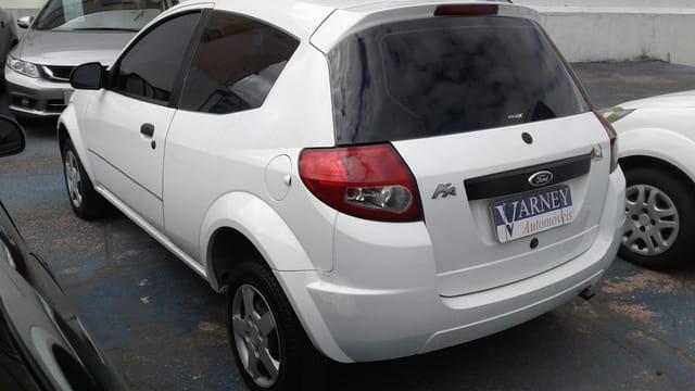 ford ka 1.0 2010