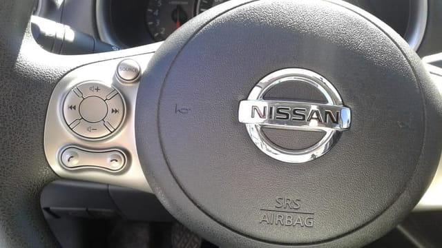 nissan march sv 1.6 16v flex fuel 5p