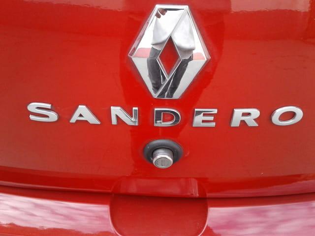 renault sandero expression 1.0 16v 2012