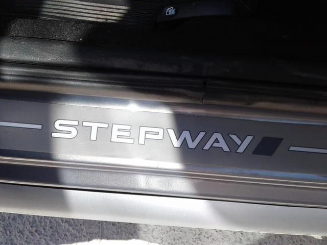 renault sandero 1.6 stepway rip curl 8v automatico