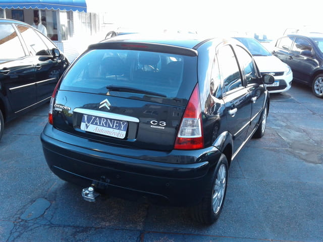 citroen c3 exclusive 1.6 16v aut. 2011