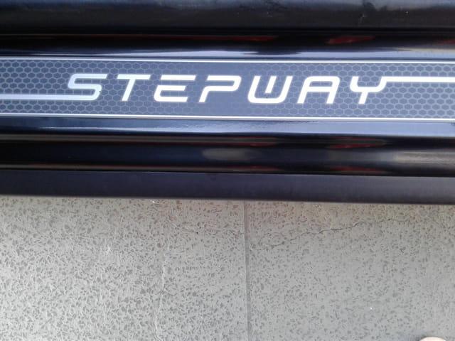 renault sandero stepway 1.6 8v hiflex 4p