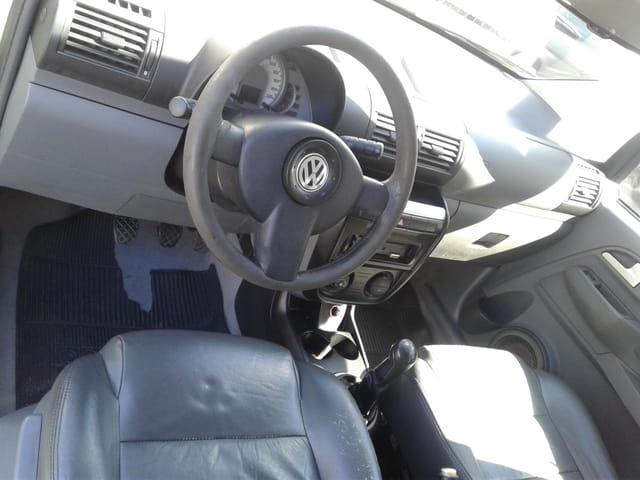 volkswagen spacefox 1.6 8v confortline totalflex 4p