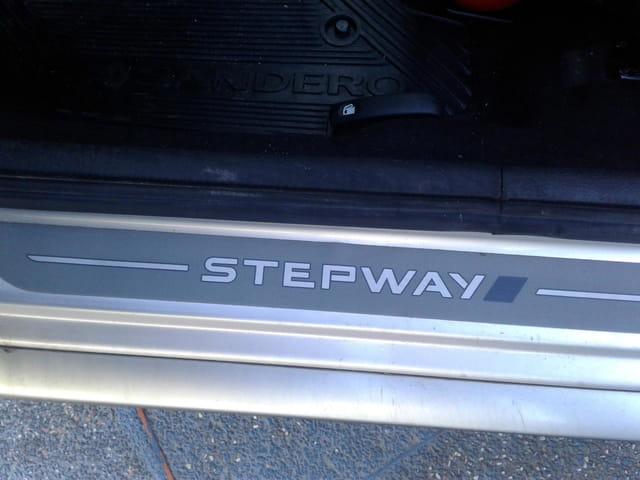 renault sandero 1.6 stepway flex 8v automatico