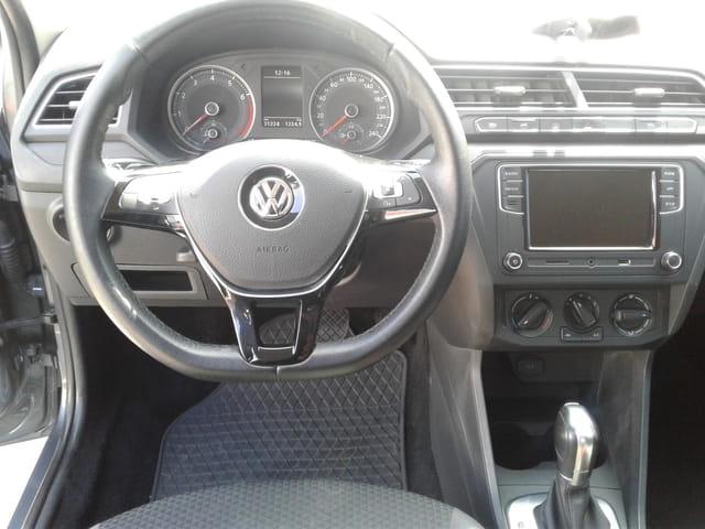 volkswagen gol 1.6 msi totalflex 4p automatico