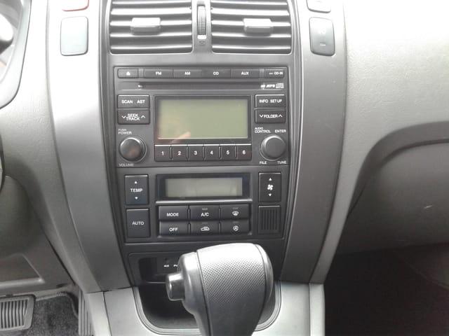 hyundai tucson 2.0 16v aut 2013